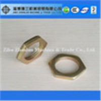 High quality OEM Hex Jam Nut Din 439 Hex Thin Nut