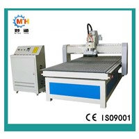 Automatic tool change spindle, furniture engraving machine
