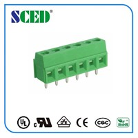 PCB screw clamp terminal block 3.81mm