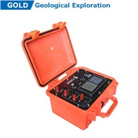 Super High Power Deep Underground Resistivity Meter Underground Water Detector