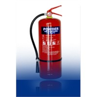 dry powder fire extinguisher