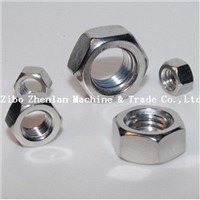 manufacturer AISI stainless steel 304 hex nuts