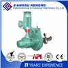 Side entry tank mixer for light and heavy curde oil pump station