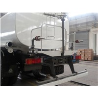 20M3 HOWO 6X4 Water Tank Truck with Flat Cab 336 HP