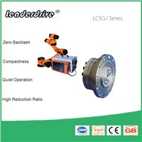 High Torque Zero Backlash Harmonic Strain Wave Gearing Reduction Gearbox (LCSG-I)