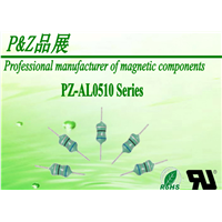 Color ring inductors PZAL0204~0510 Series