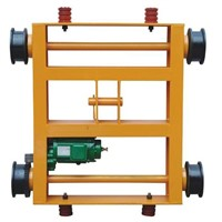 Hot Selling Double Girder Trolley