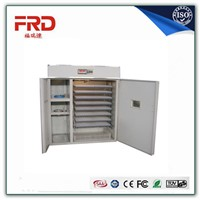 FRD-1584 digital automatic egg incubator/chicken egg incubator for sale