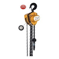Selling Chinese Hand Chain Hoists