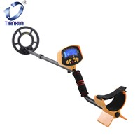 Metal Detector MD-3010II LCD Read Out Gold Seeker Gold Deep Searching Relic Ground Penetrating Radar