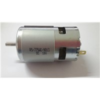 High Power 18V DC 22000rpm TK-RS775 Lawn Mower Motor