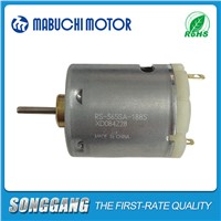 China Supplier Fast Delivery 15V DC 17100rpm Mini Mabuchi DC Motor RS-385SA-1885 Used in Vibrator