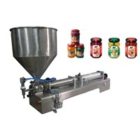 Semi-automatic Jam Filling Machine For Sale