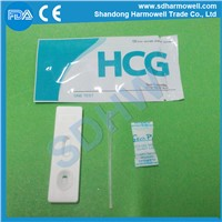 Wholesale one step rapid early pregnancy test cassette made in china