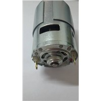 High Powerful 24 Volt 8500r/min TK-RS775 High Torque DC Electric Motor for Chuck Drill
