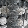 factory price hot dipped galvanized chain link fence with  free samples