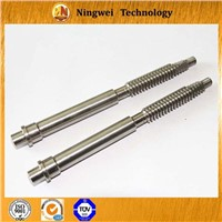 Stainless steel threaded rod, sus fasteners, 5-axis cnc machining