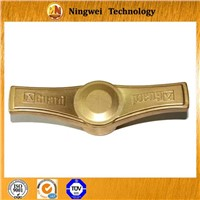 Used as valve fasteners, pickling brass forging products