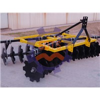 1BJ-3.4 Wing folded hydraulic offset Medium disc harrow with 20 blades
