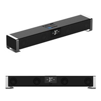 Factory OEM Home theater wireless sound bar 80W with Built-in Subwoofer