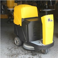 Industrial Ride on Single Disc Floor Scrubber Machines
