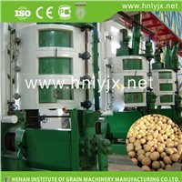 Soybean oil production for edible oil/soybean oil extraction plant for sale
