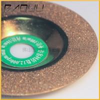 Competitive Price Sharpening China Diamond Lapping Disc