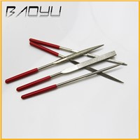Diamond and Steel Needle File Set