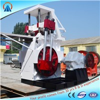 MZJ600-3 non burn brick making machine