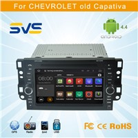 Android 4.4 car dvd player for CHEVROLET CAPATIVA 2006-2012 with Car radio dvd gps