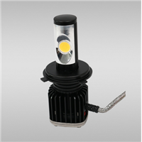 High Quality And Bright Light Vehicle LED Headlights