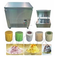 guangzhou wholesale supplier of commerical snowflake  ice maker machine/CE proved block ice maker