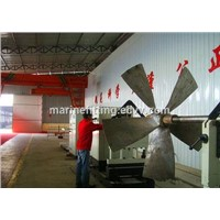 CCS, ABS, BV, DNV Customized Ship Propeller For Sale