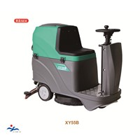 ride on stone scrubber dryer