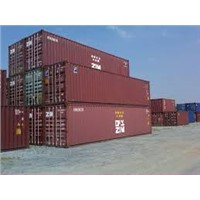 40' Length (feet) and Reefer Container Type used containers