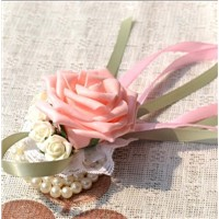 Wedding flower Wrist corsage