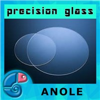 Anole scratch resistant aluminosilicate glass