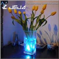 JEJA led submersible mood light for wedding vase decoration