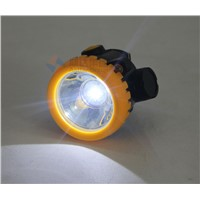 KL1.2Ex ATEX certified cordless LED Miner's Cap Light, mining safety helmet light