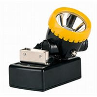 KL1.2LM(A) cordless LED Miner Cap Lamp, mining headlight