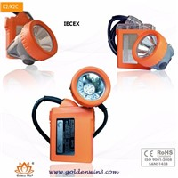 LED Mining Machine Portable Lamp,Mining Explosion-Proof Lamp,Cap Lamp