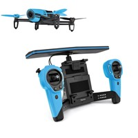 Parrot BeBop Drone Quadcopter with Skycontroller and Soft Case Bundle