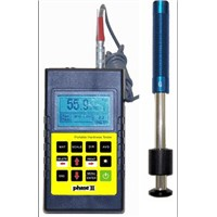 Portable Hardness Tester For cast/rough surface parts PHT-1750