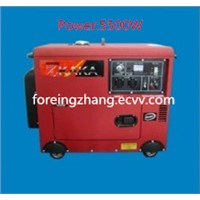 5500W Direct Factory Diesel Generator Sets