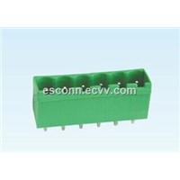 Male Plug Terminal Blocks Board In Connectors For Digital Process Meters