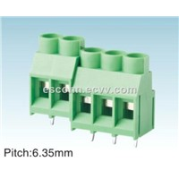Screw Connection Terminal Block Connector For LED Lamps IEC60998