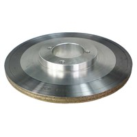 High quality Solar Photovoltaic Glass grinding wheel