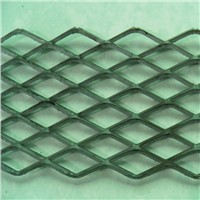 Heavy duty expanded metal mesh/expanded sheet metal