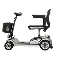 CE yile electric mobility scooter 4 wheels