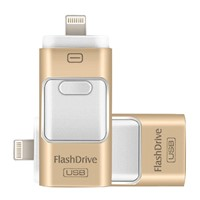 8GB 16GB 32GB 64GB OTG USB 3.0 flash drives/ Pendrive/memory sticks for iPhone 6 5& Android &PC